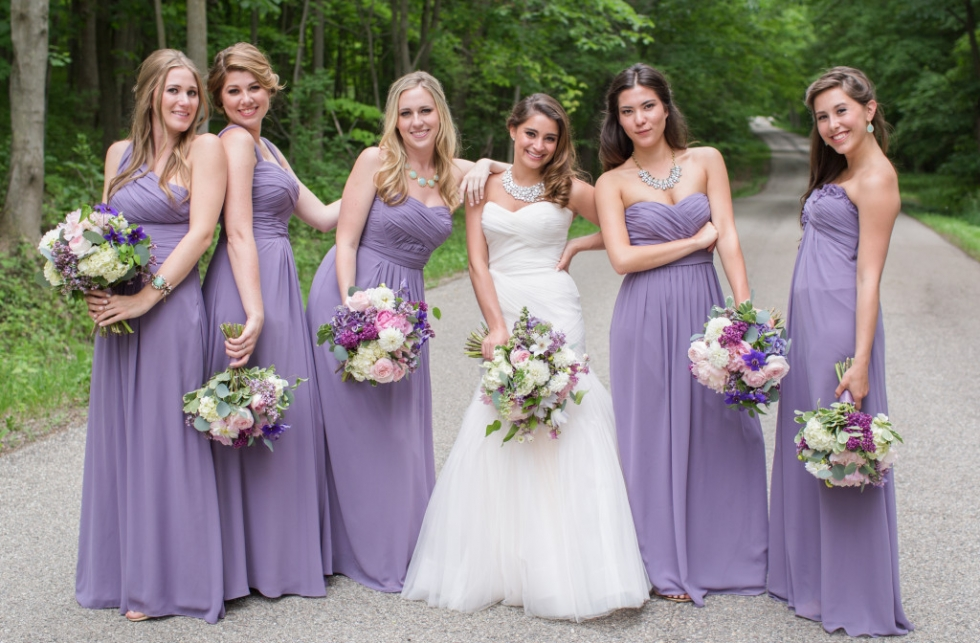 Gorgeous wedding at Lake Geneva Country Club designed by Frontier Flowers of Fontana. Photography Graciously Provided by: Kristen Lynn Photographie