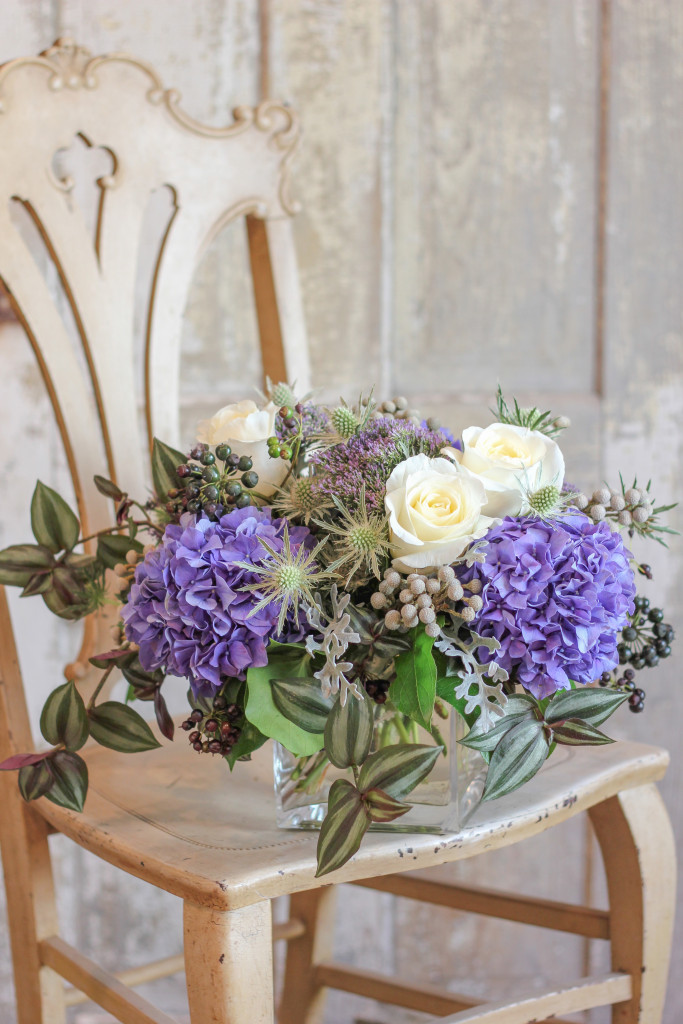 We would love to design a custom arrangement just for you!  Give us a call at 262.275.1900 to place your order.  For same-day-delivery please call by 1:00pm.  If you