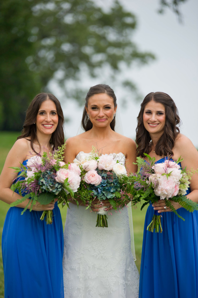 Summer wedding at Lake Lawn Resort designed by Frontier Flowers of Fontana.  Graciously Provided by: J Be Photography
